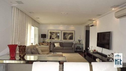 Imagem 1 de 30 de Apartamento Para Alugar, 226 M² Por R$ 25.000,00/mês - Vila Nova Conceição - São Paulo/sp - Ap4126