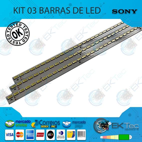 Conjunto Led Tv Sony Kdl-70r555a Original