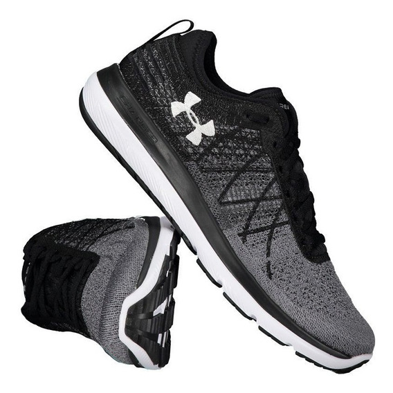 Tênis Under Armour Speedform Fortis 3 Feminino Grafite