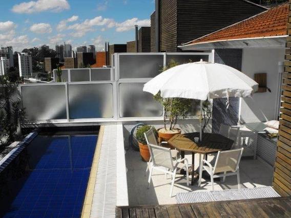 Casa Em Real Parque, São Paulo/sp De 353m² 3 Quartos À Venda Por R$ 3.380.000,00 - Ca191057