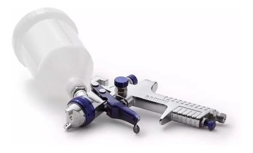 Pistola Para Pintar Compresor De Gravedad Hvlp Bremen® 5937