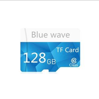 Cartão De Memória 128gb Blue Wave