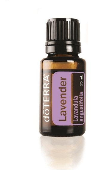 Óleo Essencial De Lavanda Doterra Lavender 100% Puro - 15 Ml