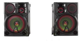 Kit 2 Caixas De Som Acustica Lg Cm9960 4100 Rms (lacrado)