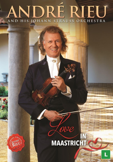 André Rieu - Love In Maastricht - Dvd