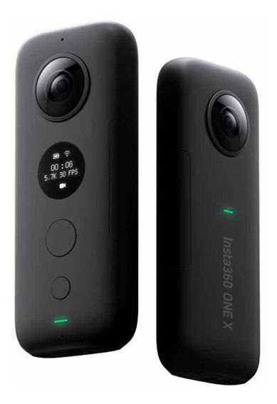 Insta360 One X 5.7k Câmera 360° 18mp Fotos - Envio Hoje