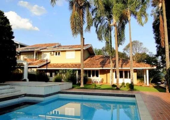 Casa Com 4 Dormitórios À Venda, 565 M² Por R$ 3.950.000 - Gramado - Campinas/sp - Ca0219