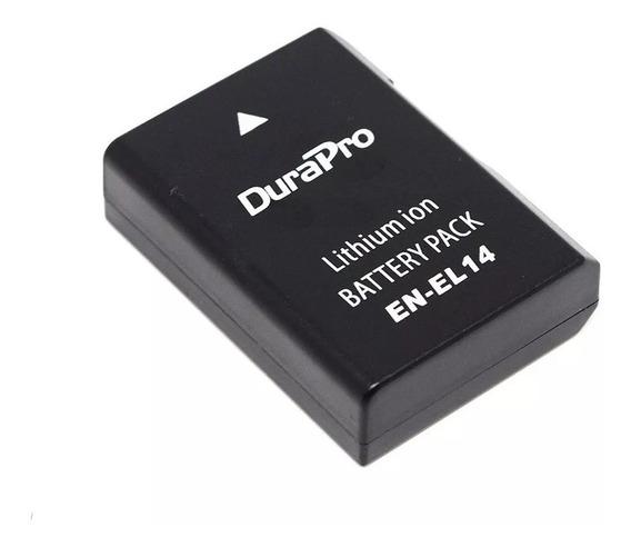 Bateria En-el14 P/ Nikon D5600 D5500 D3400 D3300 D3100 D3200