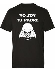 Camiseta Día Del Padre / Darth Vader M3 / Star Wars