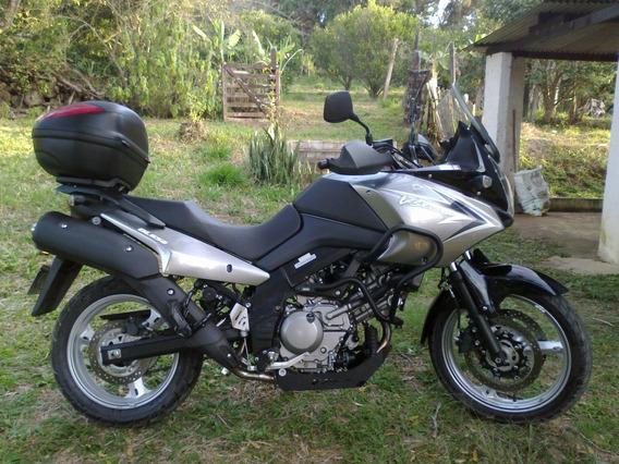 Suzuki Vstrom Dl650 - Imperdível