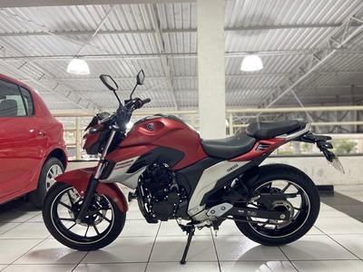 Yamaha Fazer 250 Abs Ano 2019 Moto Nova Financiamos Em 36x