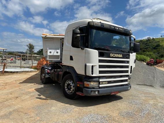 Scania R124 360
