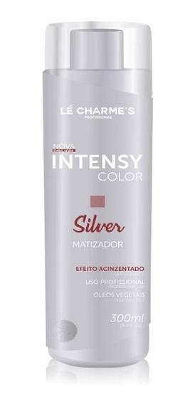 Lé Charme's Intensy Color Silver Matizador 300ml