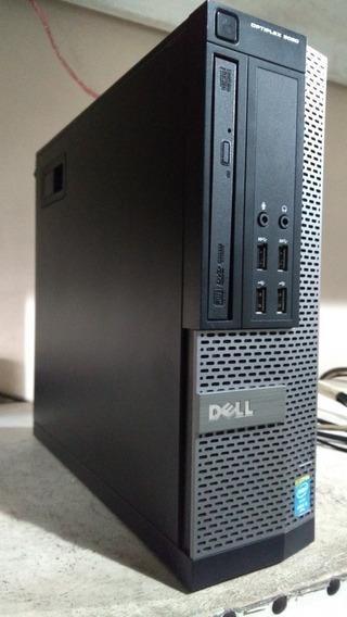 Dell Optiplex 9020 I5 8 Gb Ram Ssd 240 Gb + Hd 500 Gb