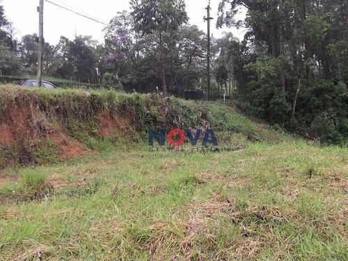 Imagem 1 de 9 de Terreno À Venda, 2500 M² Por R$ 250.000,00 - Chácara Recanto Verde - Cotia/sp - Te1038