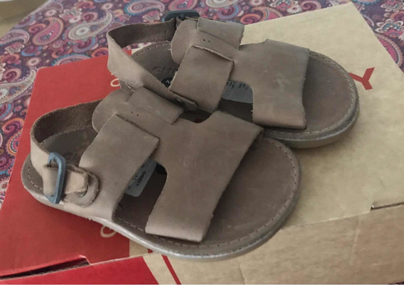 Sandalias Cheeky Modelo Oliver Talle 22 Impecables