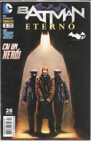 Gibis-maia Pacote Batman Eterno Panini Abril/ebal/bloch/rge