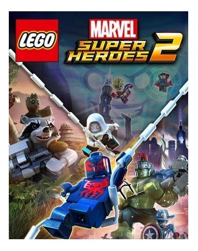 Lego Marvel Super Heroes 2-pc-dvd(midia Fisica)