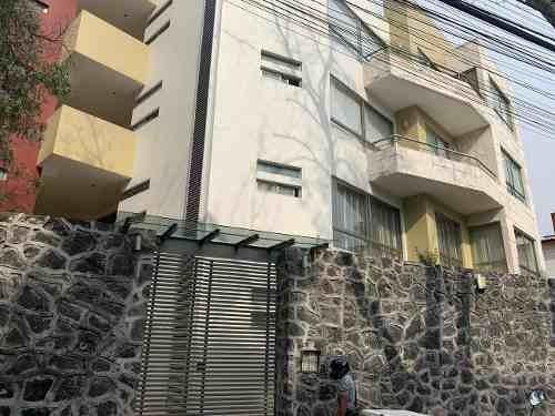 Amplio Departamento En Renta San Jerónimo Aculco