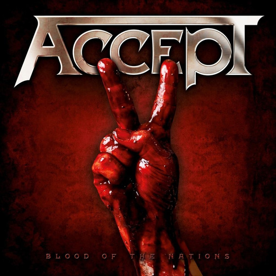 Accept Blood Of The Nations Cd Nuevo Nacional Icarus