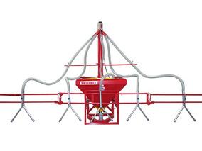 Fertilizadora Para Surcos Tipo Pulpo Marca Swissmex Nueva