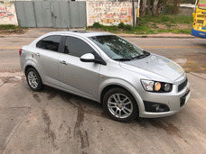 Chevrolet Sonic Ltz Sedan Extra Full + Multimedia