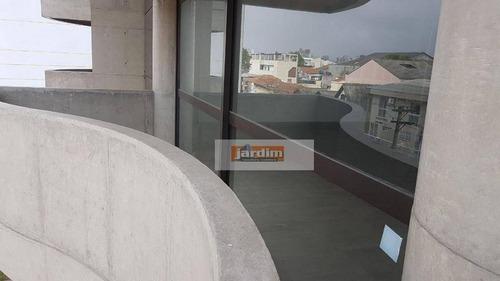 Apartamento Residencial À Venda, Jardim, Santo André. - Ap5883