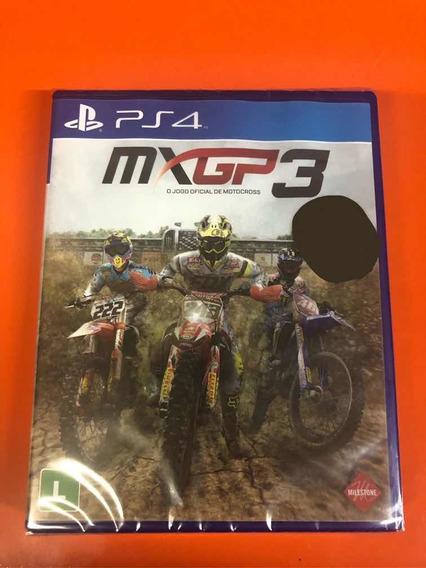 Mxgp 3 Ps4 Original Lacrado