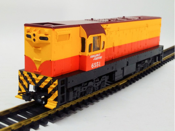 Locomotora G12 Ffaa (argentina) Escala 1/87 H0 Frateschi