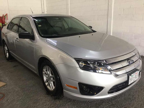 Ford Fusion S Aut 4 Cil 2012