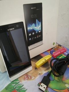 Sony Xperia U Movistar Mvnet / Perfecto Estado 30vd..
