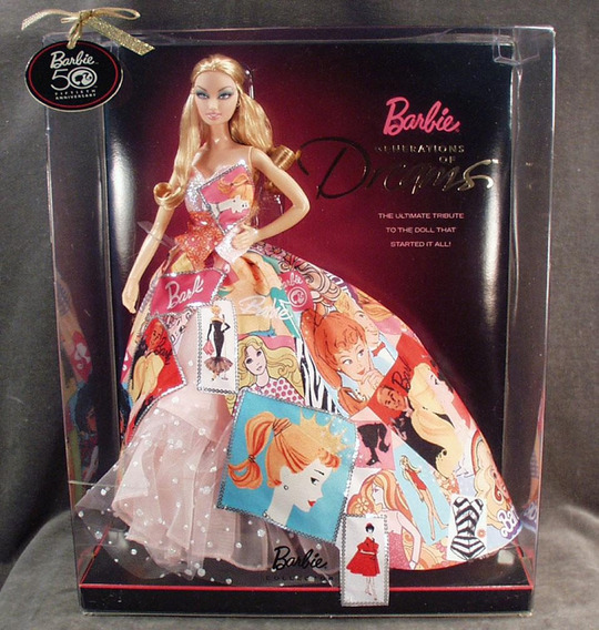 Barbie Doll - Generations Of Dreams, 50th Anniversary