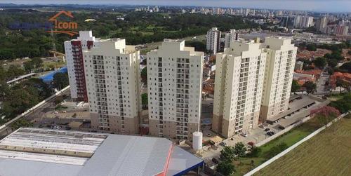Imagem 1 de 17 de Apartamento Com 2 Dormitórios À Venda, 57 M² Por R$ 300.000,00 - Jardim Augusta - São José Dos Campos/sp - Ap9603