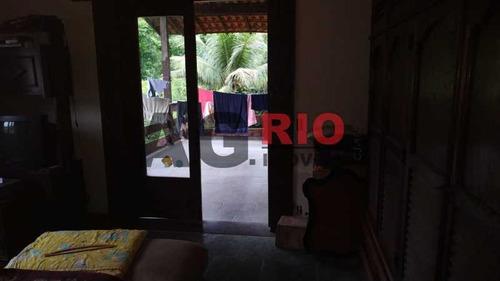 Casa Em Condomínio-à Venda-taquara-rio De Janeiro - Tqcn50013