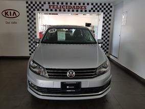 Volkswagen Vento Confortline Ta 1.8l Ac 2018