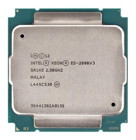 Processador Servidor 2011 Intel Xeon E5-2698 V3