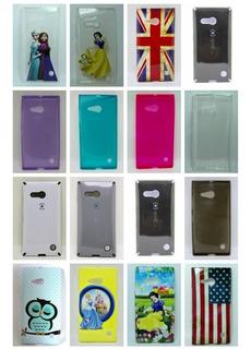 Capa Case Nokia Lumia 730 Tematicas + Pelicula Gratis
