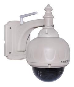 Câmera Dome Wanscam Hw0038 1.0mp Wifi Ip Câmera 720p