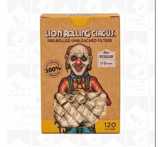 Filtros Rolling Circus Pre Armados