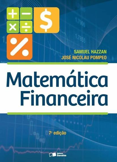 Matemática Financeira - 7ª Ed. 2014