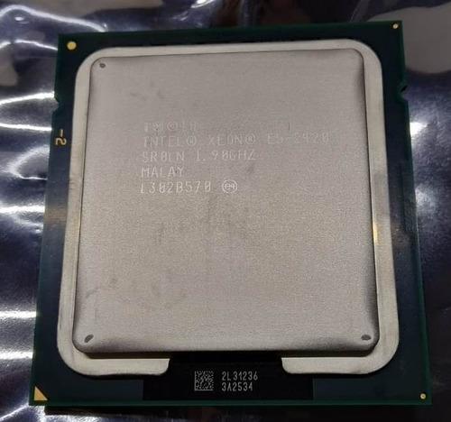 Intel® Xeon® E5-2420 (cache 15 M, 1,90 Ghz, Qpi 7,20 Gt/s)