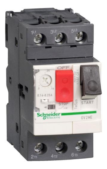 Guardamotor Schneider 1.6-2.5 A, Gv2me07