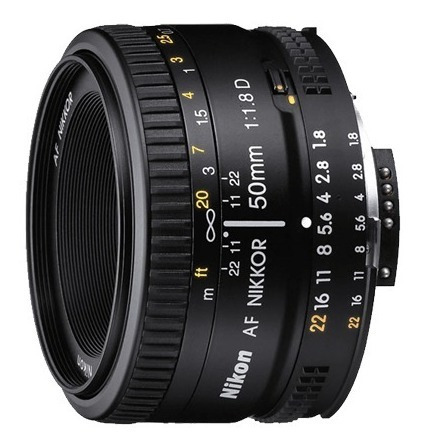 Lente Nikon De Camera