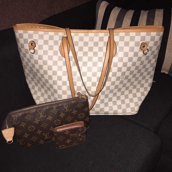 Bolso Y Sobre Louis Vuitton
