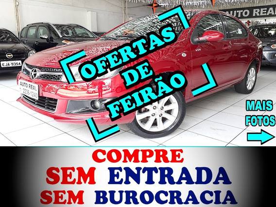 Jac Motors J3 Turin 1.5 Jetflex / Carro Barato É Aqui !!