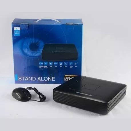 Stand Alone Dvr 4 Canais - Promoção Clear 5x1