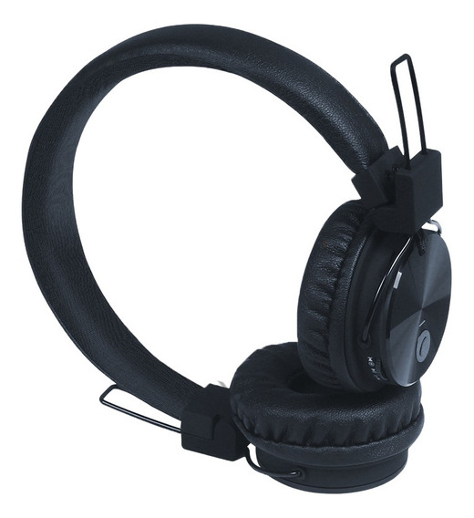 K3x Headphone Bluetooth Sem Fio Kimaster Headset Game Preto