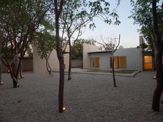Casa En Venta Una Sola Planta, Zona Norte De Mérida, Yucatán
