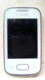 Smartphone Samsung Galaxy Pocket - P/ Reparo Ou Tirar Peças