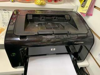 Impresora Hp Laserjet P1102w.